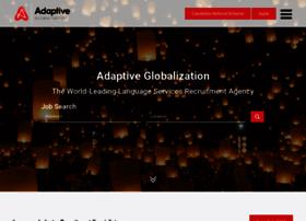 adaptiveglobalization.co.uk