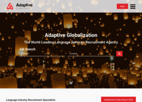 adaptiveglobalization.com