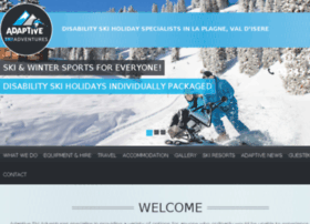 adaptiveskiadventures.co.uk