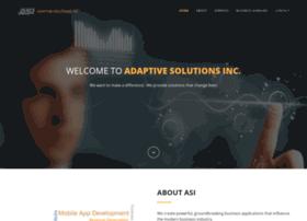 adaptivesolutionsinc.com