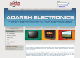 adarshelectronics.com