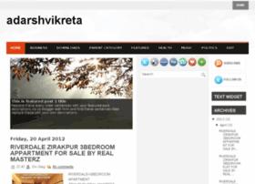 adarshvikreta.com