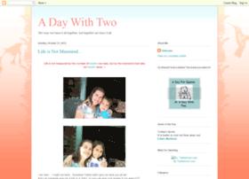 adaywithtwo.blogspot.com