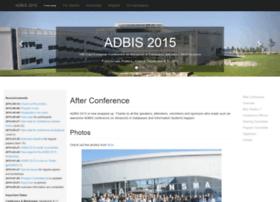 adbis2015.ensma.fr
