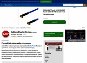 adblock-plug-in.softonic.pl