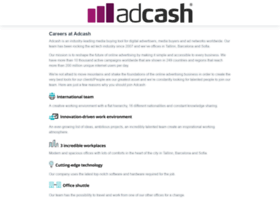 adcash.workable.com
