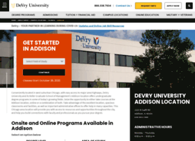 add.devry.edu