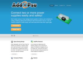 add2psu.com