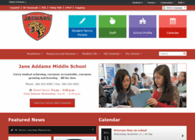addamsms.seattleschools.org