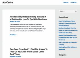 addcentre.co.uk