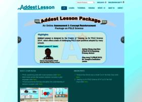 addestlesson.com