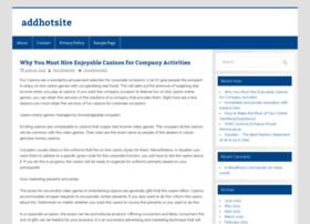 Addhotsite.com