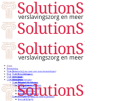 addiction-solutions.nl