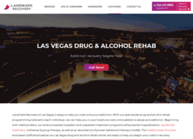 addiction.lasvegasrecovery.com