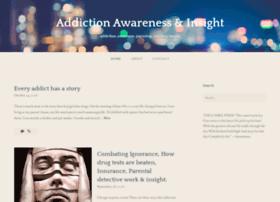 addictionawarenessweb.wordpress.com