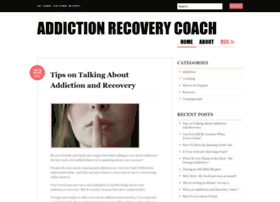 addictionrecoverycoach.wordpress.com