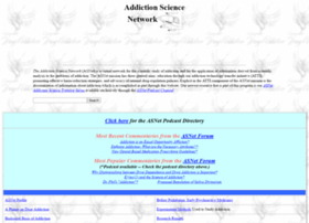 addictionscience.net
