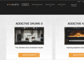 addictivedrums2.com