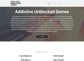 addictiveunblockedgames.weebly.com