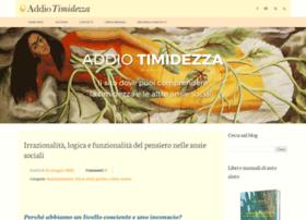 addio-timidezza.com