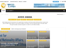 addis-ababa.wantedinafrica.com