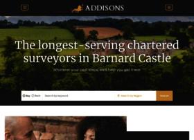 addisons-surveyors.co.uk