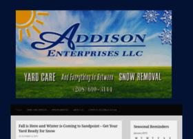 addisonyardcare.com