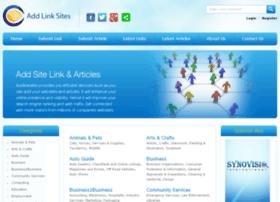 addlinksites.com