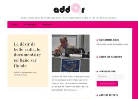 addor.org