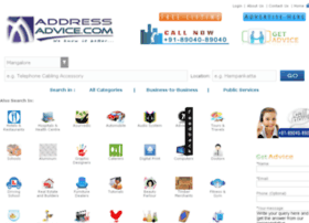 addressadvice.com