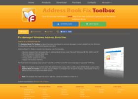 addressbook.fixtoolboxx.com