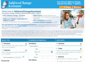 addresschangeassistant.com