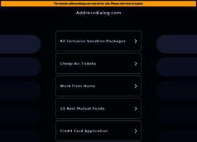 addressdialog.com