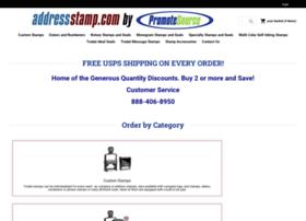 addressstamp.com