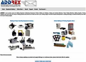 addrex.com