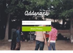 addsnaps.com