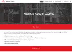 addworthsolutions.com