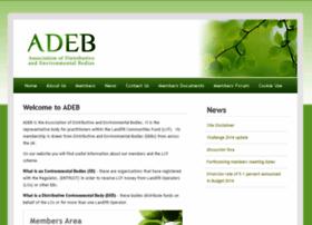 adebmembers.org.uk