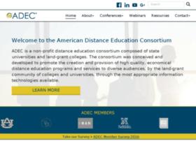adec.edu