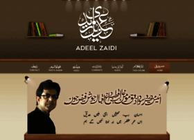 adeelzaidi.com