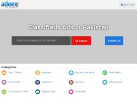 adeex.com.pk