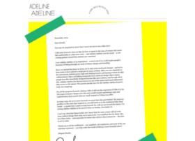adelineadeline.com