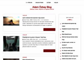 ademozbay.com