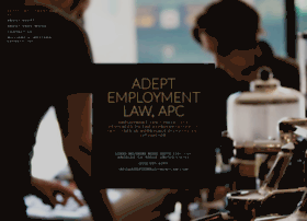 adeptemploymentlaw.com