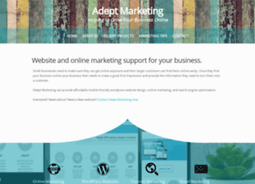 adeptmarketing.co.nz