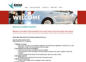 adesa-cleveland.com