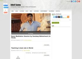 adesh-saxena.blogspot.in