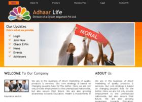 adhaarlife.com