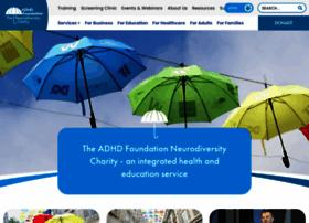 adhdfoundation.org.uk