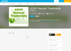adhdnaturaltreatments1.podomatic.com